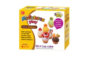 Miniatures play-Cup cake
