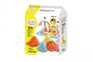 Angel Sand-5.0kg(9.0L)Bulk-Poly Bag only(5colors)