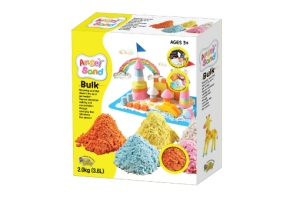 Angel Sand-2.0kg(3.6L)Bulk-Poly Bag with package(5colors)