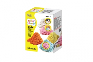 Angel Sand-500g(0.9L)Bulk-Poly Bag with package(5colors)