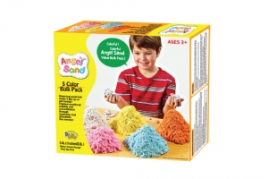 Angel Sand-5color bulk pack