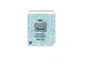 Angel Sand-2.0kg(3.6L)Bulk-Poly Bag only(5colors)