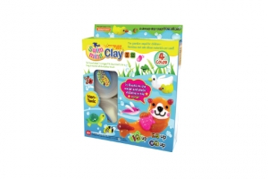 Swimming Clay-4Colors