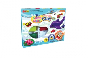 Swimming Clay-6Colors