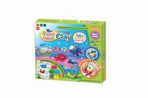 Swimming Clay-Sea Adventure Kit