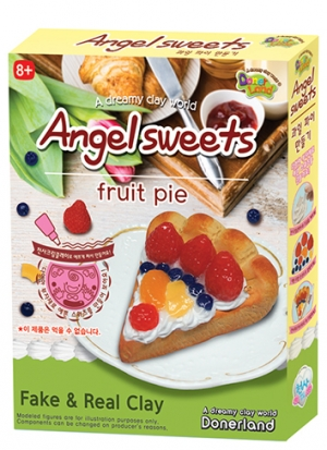 Angel sweets - Fruit pie
