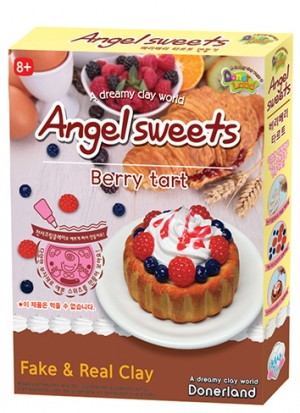 Angel sweets - Berry tart